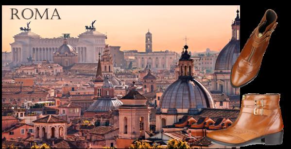 Roma strover